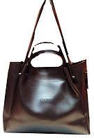 Женская сумка GUESS Артикул 4-18-18 шоколадная