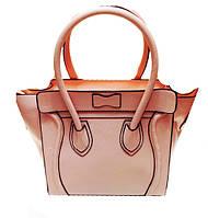 Женская сумка Valentino Артикул 5-19-19 пудра