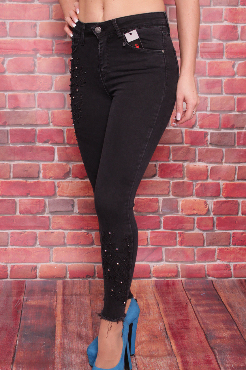 7342638b25550 Турецкие женские джинсы американка Hepyek (код 501) размеры 26-31, ...
