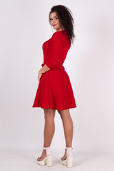 Легкое весеннее платье - Солнышко