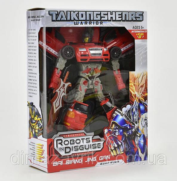 Робот трансформер 5014