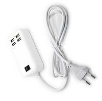 Usb Hub на 4 порта зарядное устройство на 4 usb порта Адаптер хаб