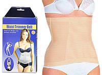 Корректирующий пояс для похудения Waist Trimmer Belt, фото 1