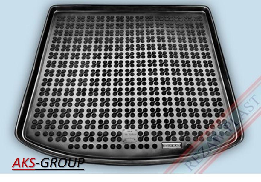Коврик багажника резиновый Volkswagen Touran I 2003-2010 Rezaw-Plast 231817