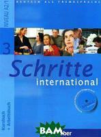 Silke Hilpert, Daniela Niebisch, Sylvette Penning-Hiemstra, Franz Specht, Monika Reimann Schritte international 3: Kursbuch: Arbeitsbuch (+ CD-ROM)