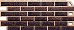 Цокольная панель Альта-Профиль Кирпич цвет: Красный, Жженый, Бежевый, Белый, Комбинированый, фото 4