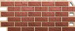 Цокольная панель Альта-Профиль Кирпич цвет: Красный, Жженый, Бежевый, Белый, Комбинированый, фото 5