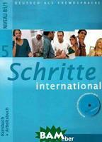 Schritte international 5, Kursbuch + Arbeitsbuch + CD zum Arbeitsbuch