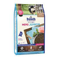 Bosch Mini Junior Сухой корм для щенков маленьких пород
