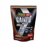 PowerPro Gainer (гейнер) 2кг спортивное питание