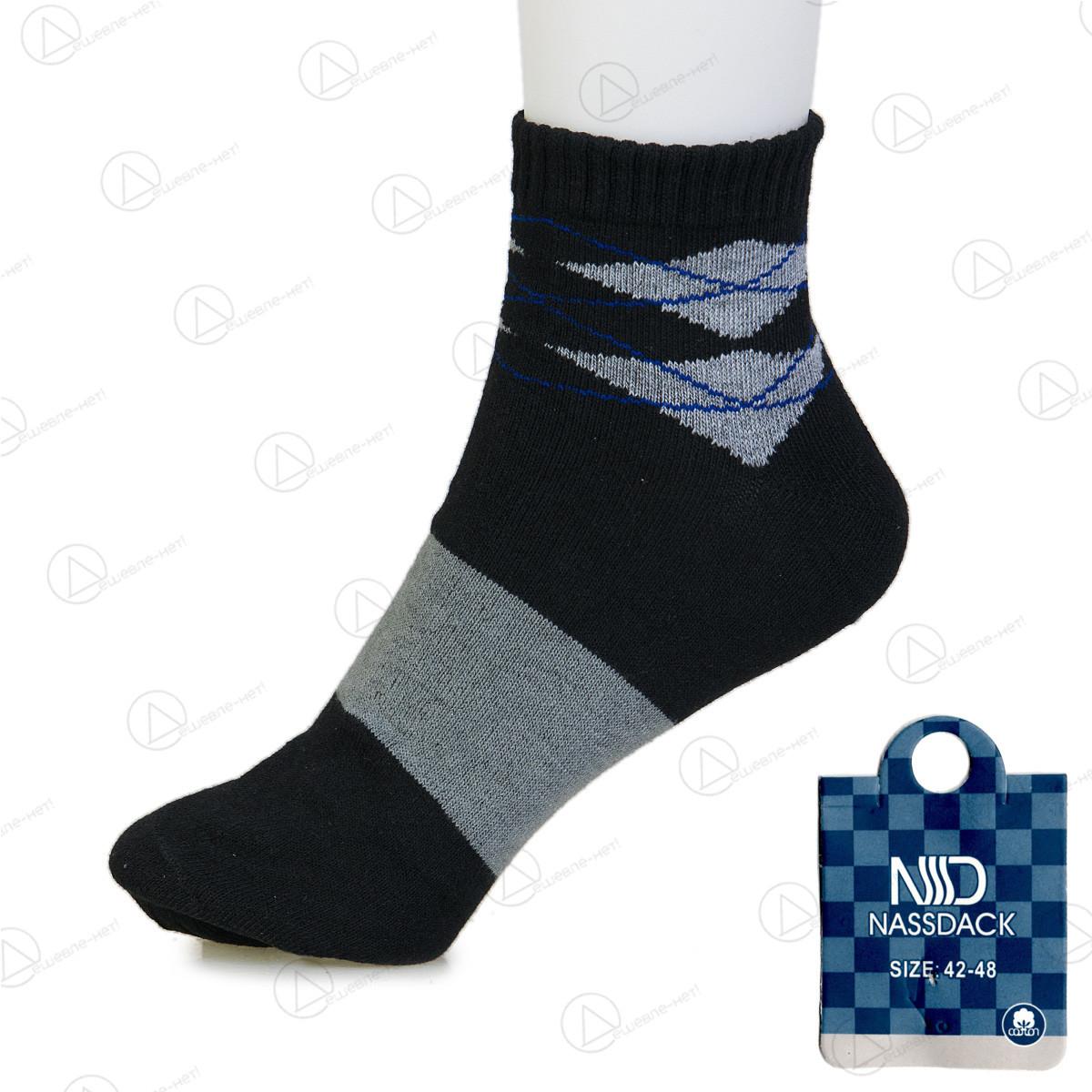Разноцветные носки Китай Nassdack 1004-6drn