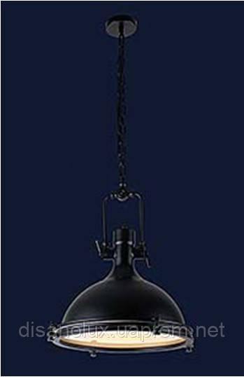 Светильник LOFT  7526016-1 Е27 Ф41см  BK
