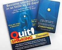 "Магнит против курения  ""zero smoke"""