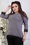 Женская блуза приятной расцветки, фото 4