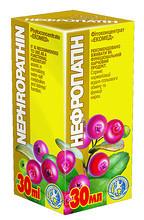 «Фитоконцентрат Нефропатин» 30 мл- для нормализацииводно-солевогообмена ифункции почек