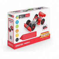 Конструктор серии STEM HEROES Спортивные автомобили: формула