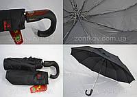 Мужской зонт полуавтомат оптом «Bellissimo» на 10 спиц из фибергласса системы «антиветер», фото 1