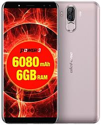 UleFone Power 3 6/64 Gb gold