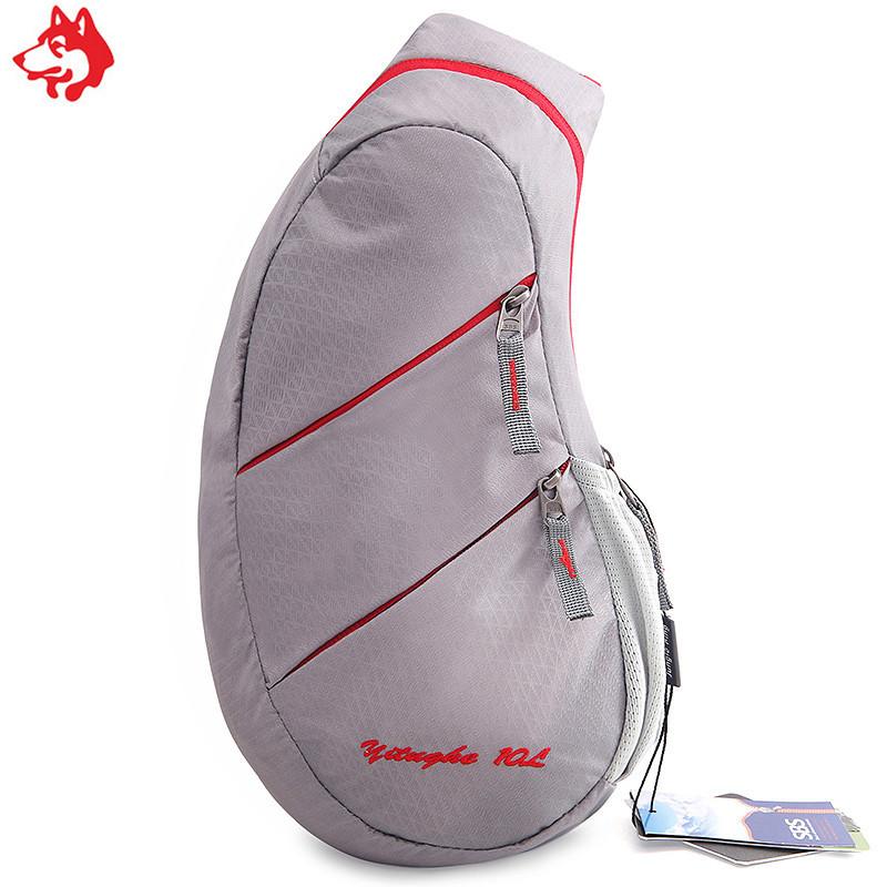 Рюкзак-сумка Jungle King серая