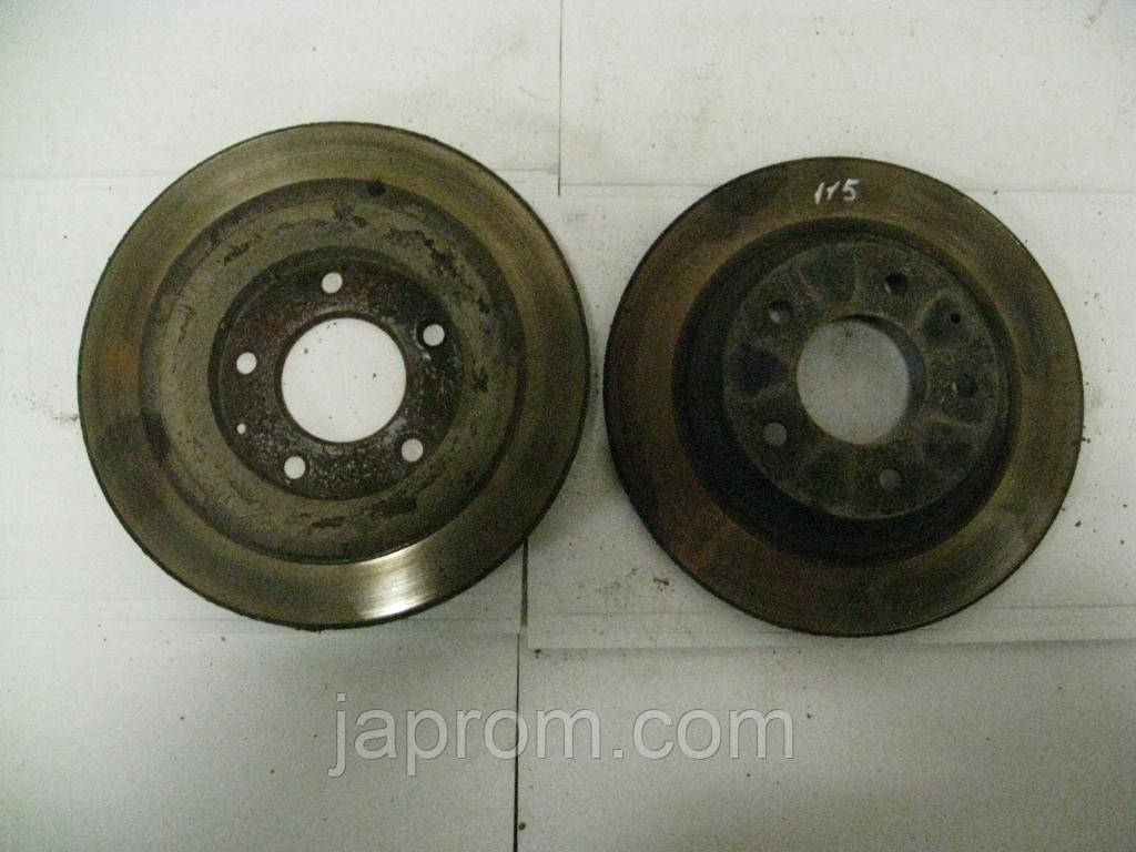 Тормозной диск задний Mazda 6 GH 2008-2012г.в. 5 ДВ Хэтчбек