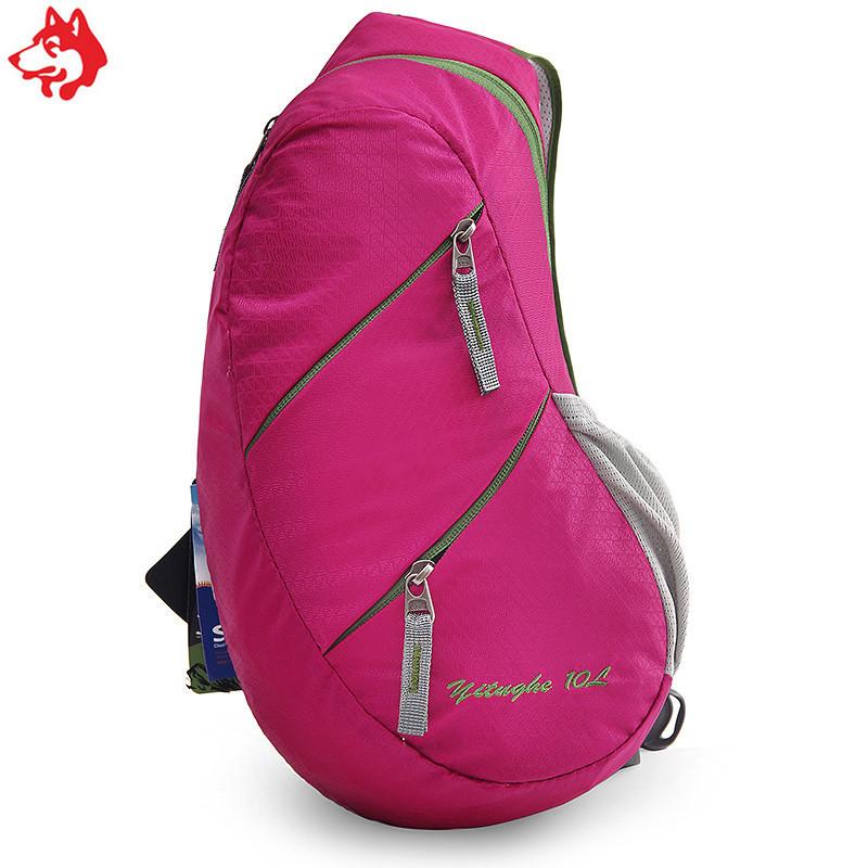 Рюкзак-сумка Jungle King розовая