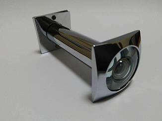 Глазок Quadro 70*110 хром