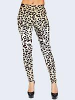 Леггинсы Пятна леопарда
