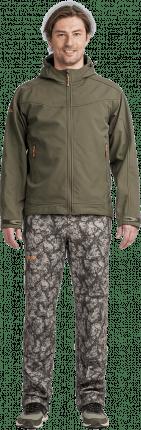 Одяг для полювання й риболовлі