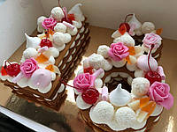 "Торт на День Рождения в стиле  ""18"", фото 1"