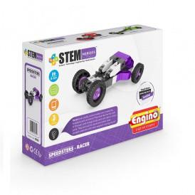Конструктор серии STEM HEROES Спортивные автомобили: гоночный