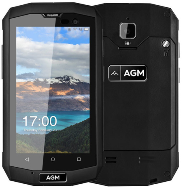 AGM A8 Mini 1/8 Gb Black