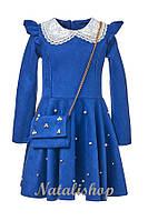 """Нарядное детское платье """"Карина"""""""