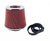 Фильтр нулевого сопротивления CarCommerce 42986 красный