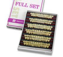 Акриловые зубы Yamahachi New Ace & Naperce (Ямахачи Нью Эйс и Наперсе), Full Set (Фул сет) 28зубов