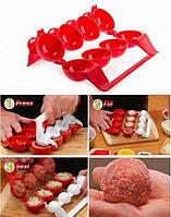 Форма для изготовления фаршированных шариков Stuffed ball maker ZX