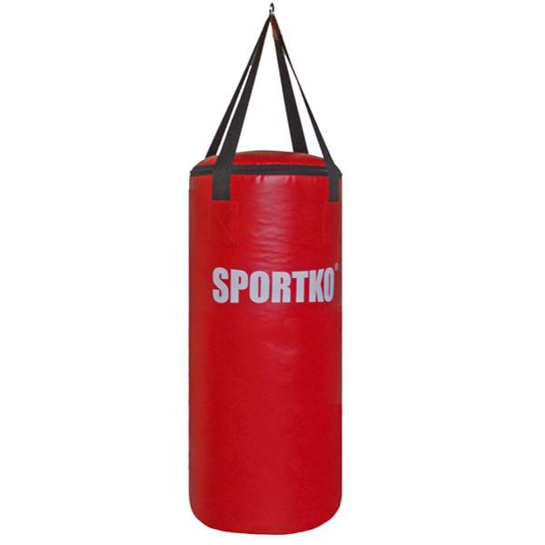 Боксерский мешок Sportko Боченок (высота-75см, диаметр-29см, вес-15кг).