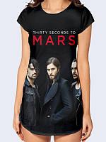 Туника Thirty seconds to Mars