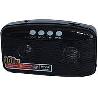 Портативный беспроводной радиоприемник Bluetooth NS-002 BT, Колонка NNS NS 002 BT Радио приемник MP3