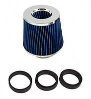 Фильтр нулевого сопротивления CarCommerce 42987 синий