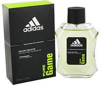 Туалетная вода для мужчин Adidas Pure Game 100мл