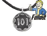 Кулон Fallout Убежище 101