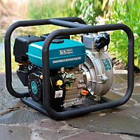 Мотопомпа для чистой воды KS 100