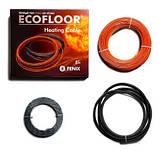 Тепла підлога Fenix тонкий двожильний кабель ADSV10 - 120 W, фото 2