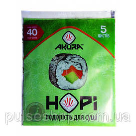 Нори Akura 5 листов