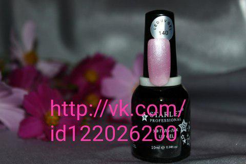 Гель-лак Starlet 10 ml № 140