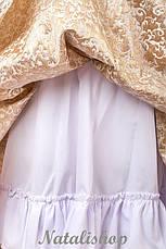 """Детское нарядное платье """"Стелла"""", фото 3"""