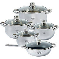 Набор посуды Krauff 26-157-023 10 предметов, фото 1