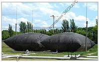 Газгольдер мягкий (подушка) для биогаза 30 м.куб.