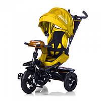 Велосипед Трехколесный Tilly Cyman Yellow