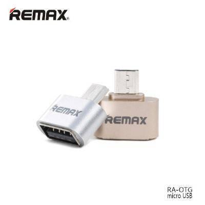 Переходник Remax USB to microUSB